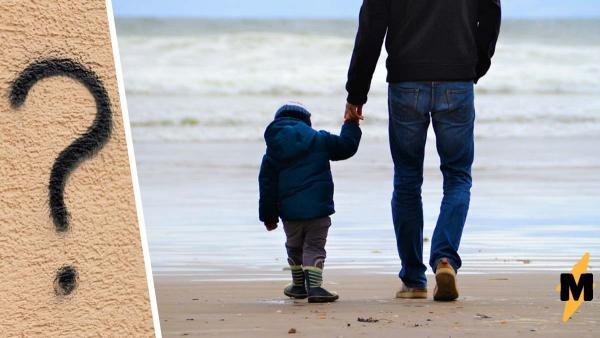 """Отец и сын удивляют прохожих своей внешностью. Ещё бы: от природы они выглядят как мутант из """"Людей Икс"""""""