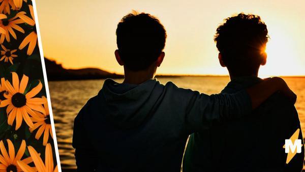 Близнецы выглядели одинаково, но знали - на самом деле они не братья. Спустя годы подозрения подтвердил врач