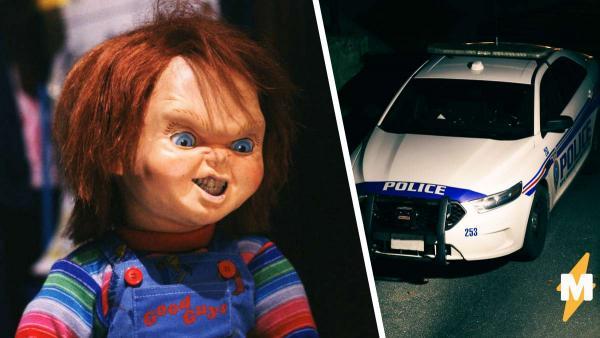 Персонаж хоррора Чаки похитил пятилетку и попал в розыск. Нет, это не фанатский пранк, а сбой в системе