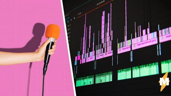 Девушка создаёт звуки для фильмов и удивляет киноманов. После её видео фаны взглянут на любимые картины иначе