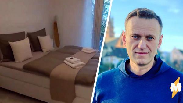 """""""Вести недели"""" показали """"виллу"""", в какой жил Алексей Навальный. Но люди от такого лухури плачут (от смеха)"""