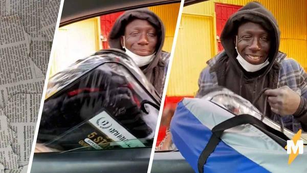Возмутить людей добрым поступком легко, показал блогер. Его рецепт: бездомный, палатка и камера