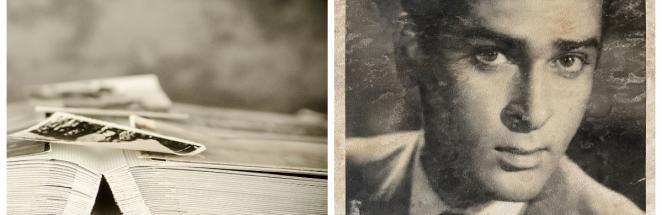 Племянница нашла старый альбом тёти и узнала её тайну. У родственницы в молодости не было отбоя от киноактёров