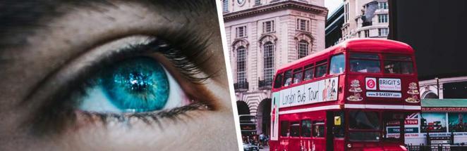Каким видят мир люди с заболеваниями зрения? ВОЗ показала на фото достопримечательностей, и забыть это нельзя