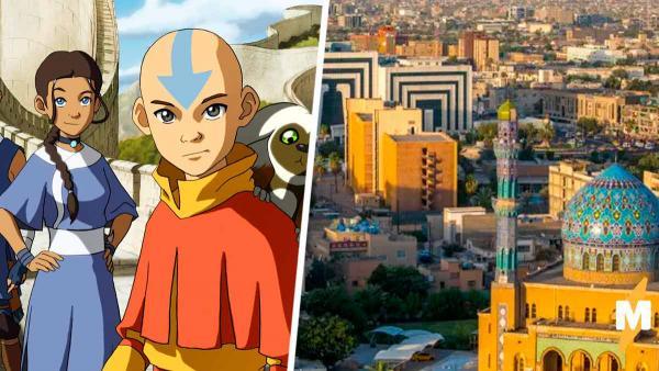 """Древний Багдад – это город из """"Аватара"""", решили фанаты. И они уже собрали доказательства (в фотошопе)"""