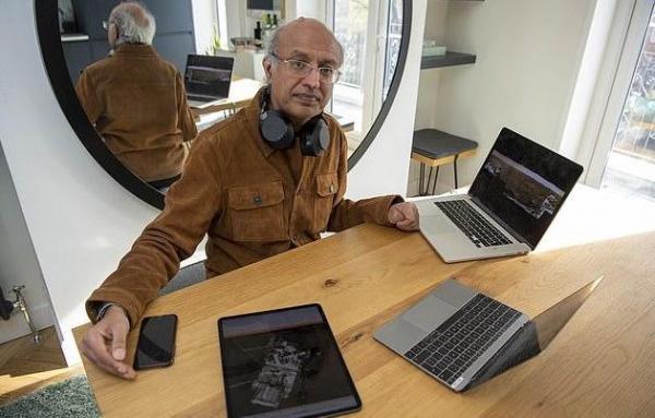 Учёный застрял дома на карантине с 5 компьютерами, но он не геймер. Его игры помогают NASA на Марсе