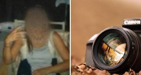 """Камера сделала снимок и случайно открыла портал в прошлое. Игра """"найди лишнее"""" ещё не была настолько пугающей"""