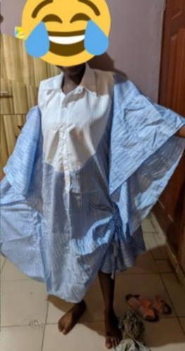 Муж заказал жене платье, но не учёл суровые правила онлайн-шопинга. Надеть вышло лишь разочарование - на лицо