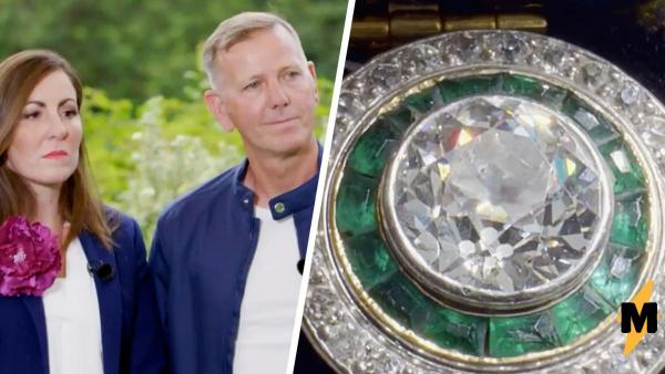 Эксперт оценил обручальное кольцо женщины в миллион, но она не верит. Ещё бы: ведь по её мнению — это дешёвка