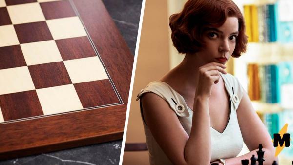 Мастер по шахматным доскам гадал, почему у него так много заказов. Ответ был прост: он стал звёздой Netflix