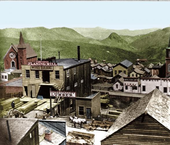 Дикий Запад ожил на отреставрированных фотографиях в цвете. Такой Red Dead Redemption вы ещё не видели
