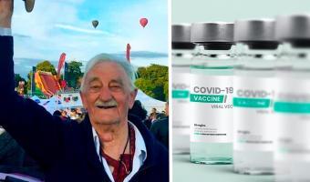 Старик год сидел дома, чтобы не подхватить COVID-19, но судьбу не переиграть. Пойти на вакцинацию было ошибкой