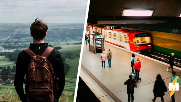 Школьник из Москвы сменил парту и уроки на подземелье. Туда его привели мечты о работе в метрополитене