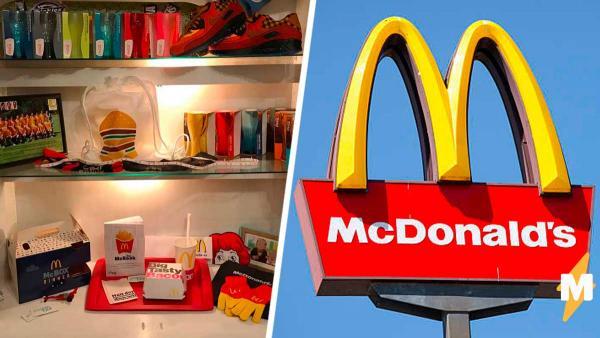 """Фанат """"Макдоналдса"""" питается бургерами 20 лет и радуется жизни. Ведь выглядит он не так, как вы ожидаете"""