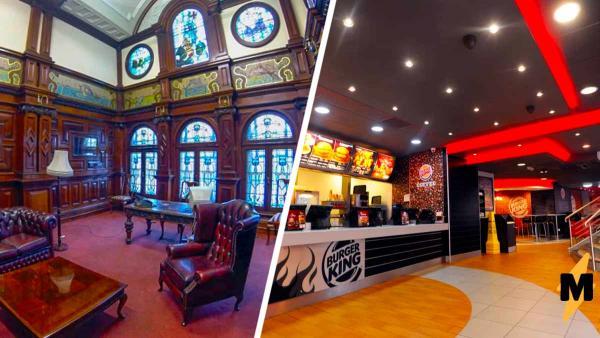 В Burger King обнаружили тайную комнату, и она только для настоящих королей. В России такую роскошь не найти