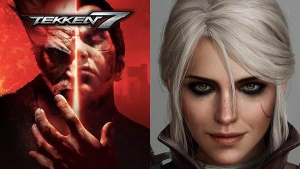 Героиней Tekken 7 станет премьер-министр Польши (фейковая). Но геймеры видят не политика, а Цири из «Ведьмака»