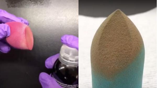 Микробиолог показал бактерии, которые обитают на спонжах. После видео с гостями девушки не хотят краситься