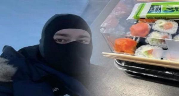 Пикабушница под постом попросила друга привезти ей суши на самый северный остров мира. Он это сделал, но как