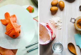 Домохозяйка выпекала булочку в виде рыбки, а получился мем. Теперь у рыбы-капли появился сдобный конкурент