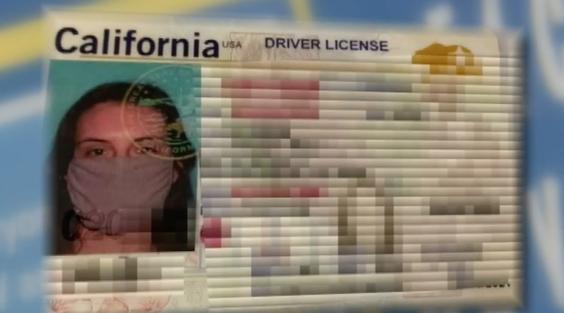 Автоледи выдали новые права, но за руль ей пока рановато. Во всём виноват талант фотографа (и его лень)