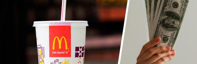 Европейцы скупают трубочки из «Макдоналдса» за огромные деньги. Это не шутка, а идея стартапа для россиян