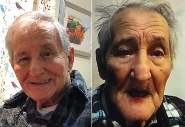 Дедушку разлучили с женой на год и он изменился до неузнаваемости. Вот она — сила любви в действии