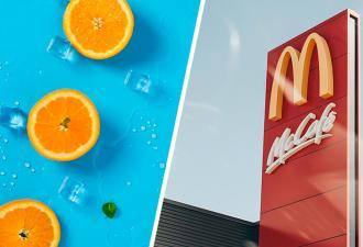 Сотрудник «Макдоналдса» показал, как готовят апельсиновый фреш. И после такого сок к пирожку уже не захочешь