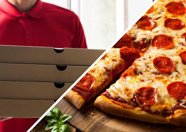 Гурман заказал в Pizza Hut пиццу со всеми начинками. Это блюдо, для которого нужна отметка 18+ - и недаром