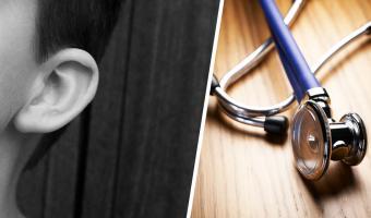 Трёхлетку мучили головные боли, и врач нашёл причину. Всё из-за зубов в ухе, но принадлежали они не пациенту