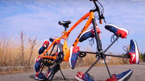 Инженеру не нужно изобретать велосипед, чтобы покататься на нём по льду. Он изобрёл ледосипед, и это сработало