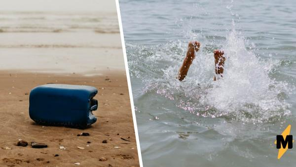 Инженера спас морской мусор. Мужчина провёл 14 часов в холодных водах Тихого океана и выжил, благодаря буйку