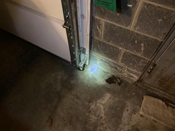 Реддитор не понимал, откуда натекает пятно в его гараже. Разгадка крылась в освещении и невнимательности парня