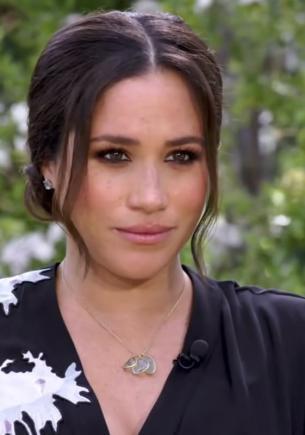 Люди посмотрели интервью Меган и Гарри о королевской семье и бушуют. Для них герцогиня – новая принцесса Диана