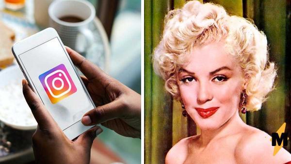 """Блогерша так похожа на Мэрилин Монро, что в Сети банят её аккаунт. Это реинкарнация """"пу-пу-пиду"""" для скептиков"""