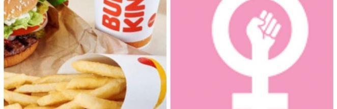 """""""Бургер Кинг"""" объявили: место женщин на кухне. Исправились быстро, но лучше не стало"""