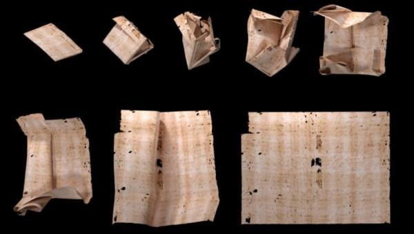 Как прочесть письмо, не открывая его? Учёные показали на примере послания 15 века, и это находка для шпиона