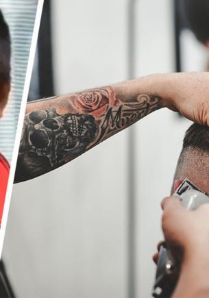 Сколько волос сбривает мужчина за 10 лет. Студент показал на своём примере, и кажется, всем нам лучше присесть