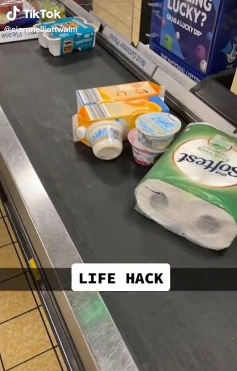 Как в супермаркете замедлить кассира? Парень показал лайфхак, но в чат вошли продавцы и объяснили, что не так