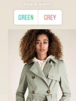 Дизайнер надела пальто и породила загадку века. Люди вышли на тропу войны, чтобы понять: оно зелёное или серое