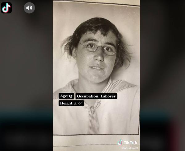 Историки показали старый журнал шерифа, и девушки потеряли сон. Ведь среди преступников спрятался краш