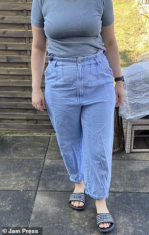 Девушка годами пыталась похудеть, но диеты не помогали. А стоило ей взяться за видеоигры и лишний вес ушёл
