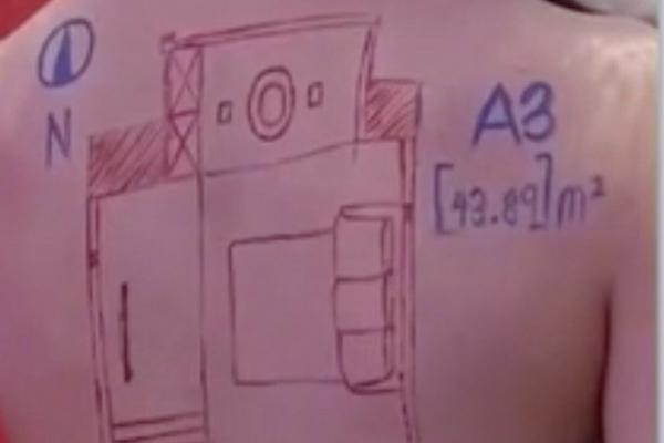 Застройщики показали планировку дома на спинах девушек. На таком хейте ни одна высотка долго не ростоит