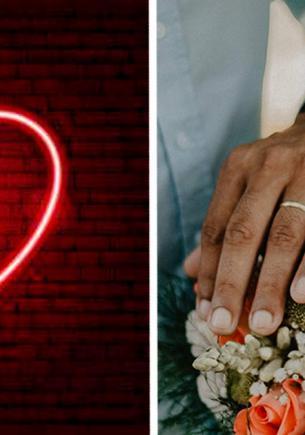 Парень в юности пообещал девушке жениться через пять лет и сдержал слово. Но вид невесты разбил людям сердечко