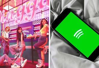 Spotify удалил песни k-pop артистов, и началась война бесконечности. Ведь фаны такого не прощают и пилят мемы