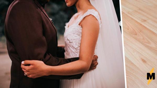 Невеста упала на свадьбе, но жених ей не помог. Он сделал кое-что покруче, и люди поняли, как выглядит любовь
