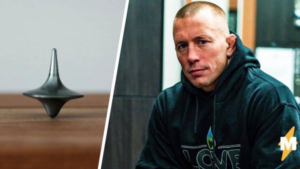 Легенда UFC отдыхает на пенсии и делится секретом идеального баланса. Но повторить за ним получится не у всех
