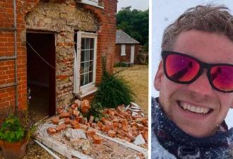 Гений мстил паре, купившей дом его мечты, и переборщил. Вышло так ярко, что жилья теперь не увидит никто