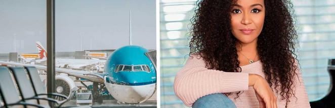 Королеву красоты в младенчестве нашли в аэропорту. Только через 40 лет она узнала: родители её не бросали