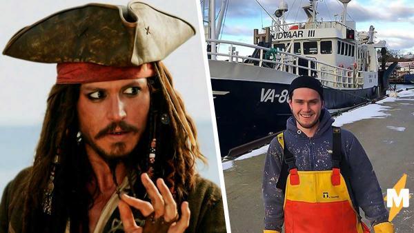 Моряк показал почему капитан Джек Воробей непривычно ходит. И люди поняли: Джонни Депп - гениальный актёр