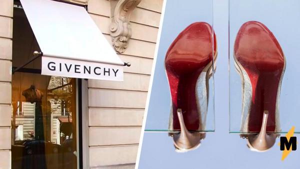 Givenchy представили новую обувь, но люди не хотят её носить. Ещё бы: она похожа на маленькие унитазы